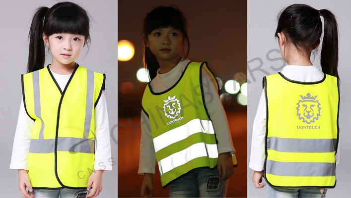 children reflective clothing