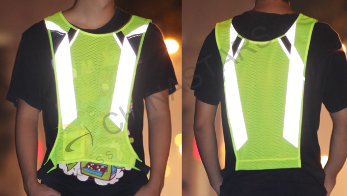 reflective running clothes