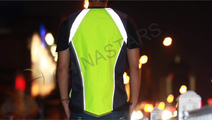 reflective sportswear