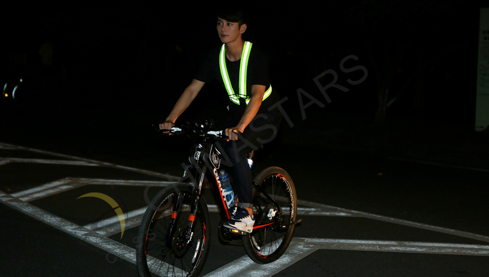 reflective vest for cycling