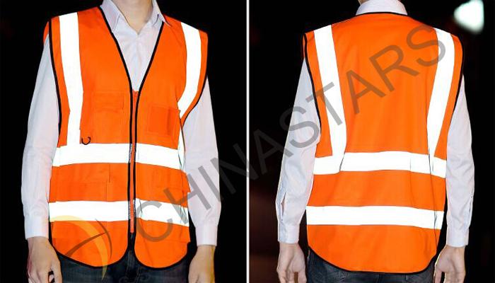 reflective vest