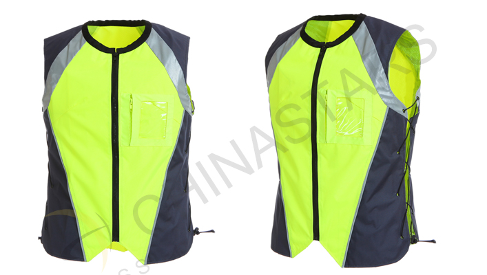 cyclist safety vest