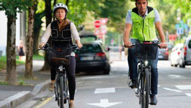 CYCLISTS SAFETY VEST