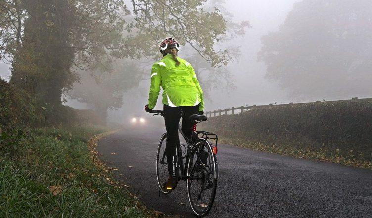 bike reflective cloth