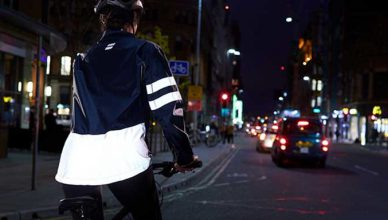 night reflective clothes